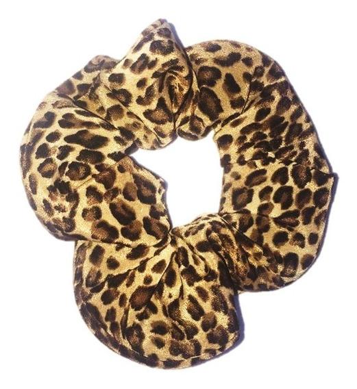 Colitas De Pelo Scrunchies - Diseños Exclusivos - Animal Pri