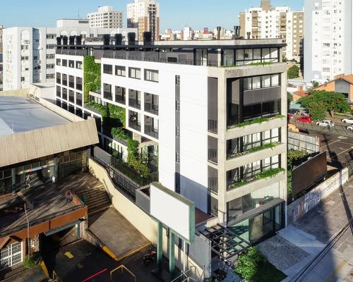 Imagem 1 de 29 de Cobertura Residencial Para Venda, Menino Deus, Porto Alegre - Co5362. - Co5362-inc