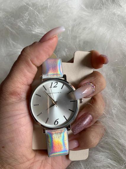 Relógio Aeropostale Bicolor