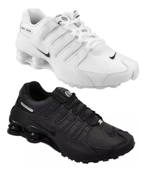 Tênis Sxhox Nike Nz 4 Molas Original Kit 2 Pares Menor Preço + Frete Grátis!