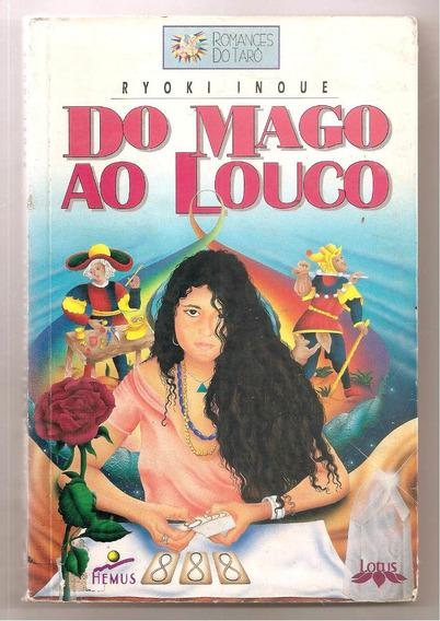 Do Mago Ao Louco - Ryoki Inoue (tarô) - Frete $ 8,00