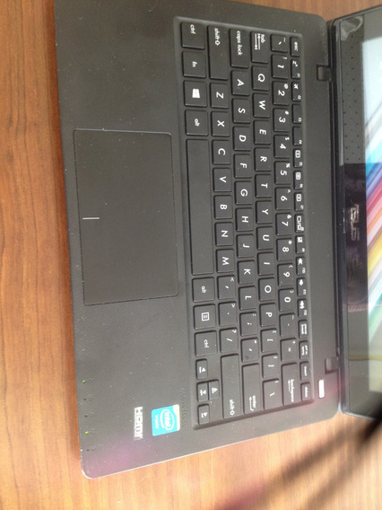 Notebook Asus X200ma 4gb 11.6 Tela Touch Hd 500