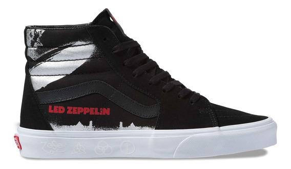 Zapatilla Vans Sk8-hi Led Zeppelin Hombre