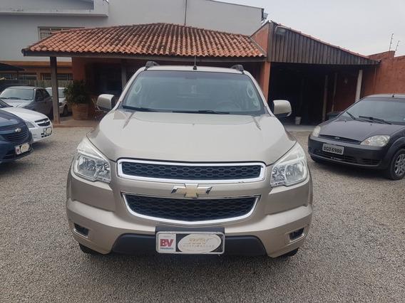 Chevrolet S10 2.8 Lt Cab. Dupla 4x4 Aut. 4p 2013