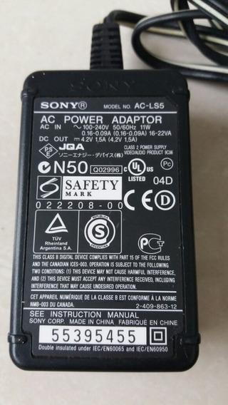 Carregador Sony Ac-ls5 Action Cam