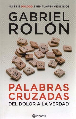Libro: Palabras Cruzadas  ( Gabriel Rolón )
