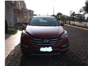 Hermoso Hyundai Santa Fe Color Vino