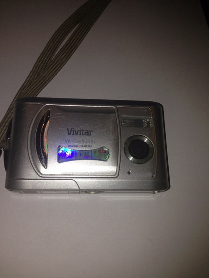 Camera Vivitar 5105s Sem Carregador