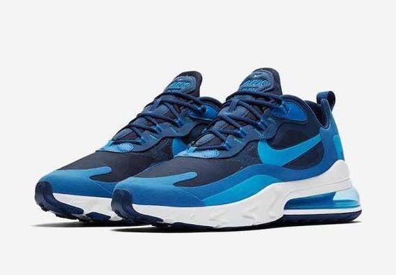 Nike Air Max 270 React Azul