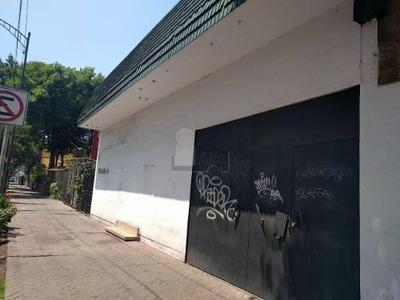 Local Comercial En Renta En Coyoacan, Sobre Avenida Carlota Armero Eje 3, Local En Renta Coyoacan