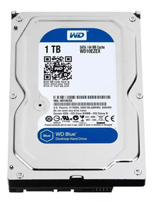 Hd 1tb Tera Western Digital Blue Sata 7200 Wd 3.5-box