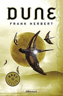 Pack (2) Libro Dune Vol 1 + Dune 2 [saga] Por Frank Herbert