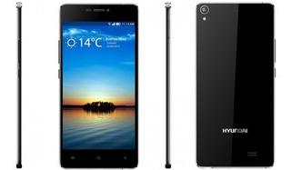 Celular Hyunda Ultra Air Mp3 Liberado Mp4 16gb Negro Blanco