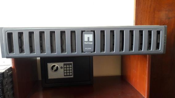 Storage Netapp Fas2040 Com 12 Gavetas Sem Hd