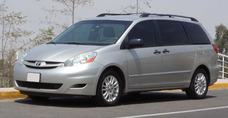 Toyota Sienna Le A/a Ee Automatica 08 Pasajeros