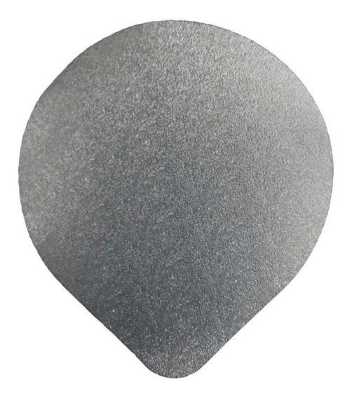 Selo Lacre De Alumínio 100mm Para Potes