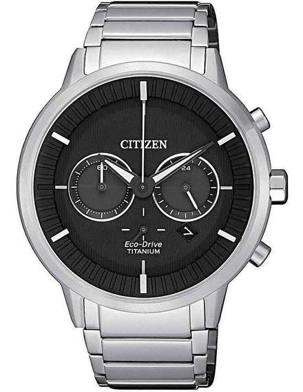 Relógio Citizen Eco Drive Titanium Tz31221t Garantia E Nfe