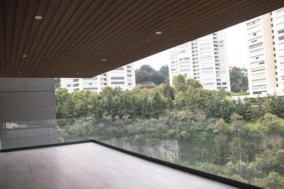 Departamento 2 Y 3 - Con 3 Recámaras. 435m2.terrazas Privadas Interlomas