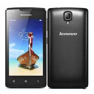 Smartphone Lenovo A1000 Dual Chip Preto