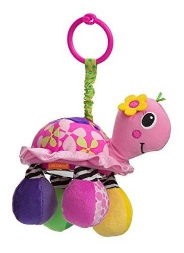 Imagen 1 de 4 de Infantino Chispa Topsy Tortuga Espejo Pal