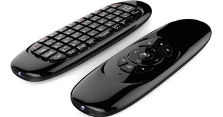 Teclado Mouse Noganet Airm - Air Mouse Inalambrico Smart Pc