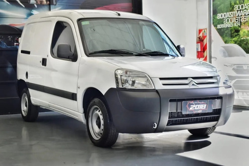 Citroen Berlingo Furgon Hdi 92 Business - Car Cash Argentina