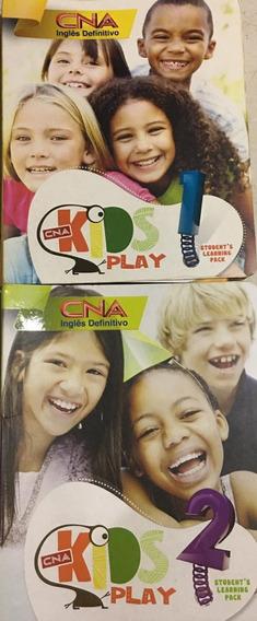 Kit Com 2 Livros Infantis Cna