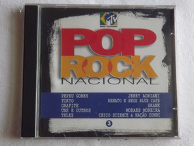 Cd Pop Rock Nacional 1993 - Original - Novo - Lacrado