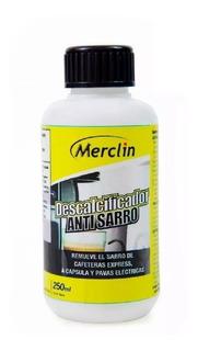 Descalcificador Antisarro Cafeteras Y Pavas En General 250ml