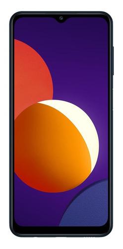 Celular Smartphone Samsung Galaxy M12 128gb Preto - Dual Chip