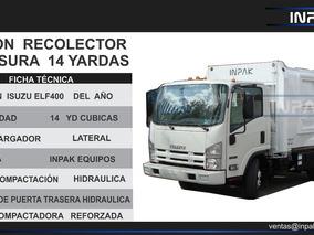 Camion De Basura Recolector