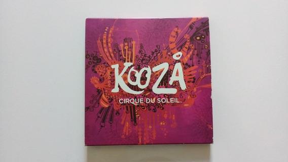 Cd Cirque Du Soleil Kooza + Cd Ovo Grátis