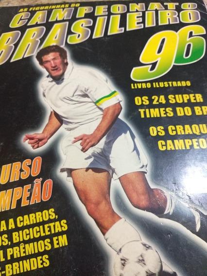 Lote Figurinhas Campeonato Brasileiro 1996 - 384 Diferentes