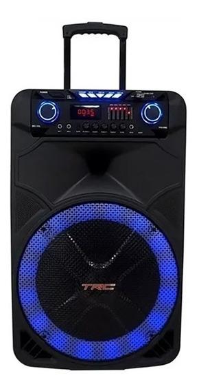 Caixa De Som Amplificada Trc 515 Com Bluetooth