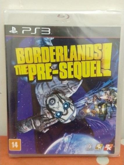 Jogo Borderlands The Pre-sequel Lacrado Mídia Física Ps3