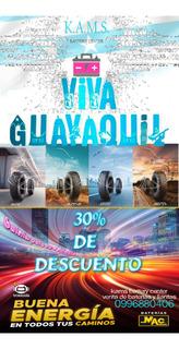 Llantas Multimarcas, 30% Descuento, Credito Directo