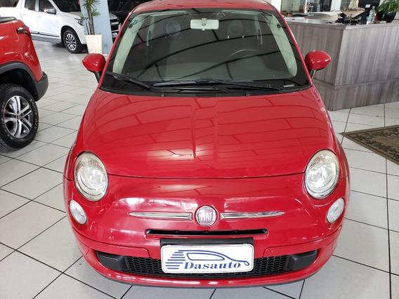 Fiat 500 1.4 Cult 8v Flex 2p Automatizado 2012 Dasauto