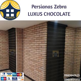 Persianas Zebra Luxus