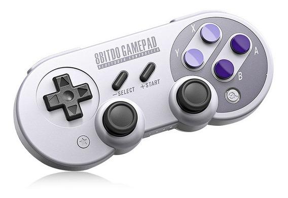 Controle De Jogo Sem Fio Bluetooth Gamepad Sn30 Pro