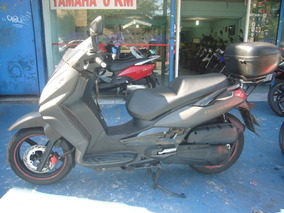 Dafra Citycom 300 I 2011 Preta R$ 8.999 Baixo Km Troca