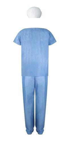 Kit Cirujano Desechable M-corta (paquete 10 Unidades)