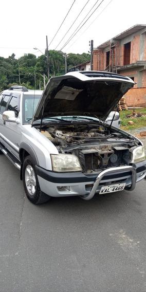 Chevrolet S10 2004 2.8 Dlx Cab. Dupla 4x2 4p