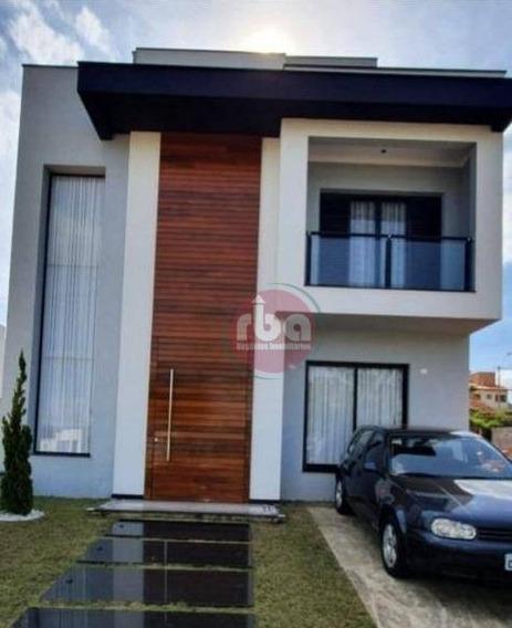 Casa Com 3 Dormitórios À Venda, 132 M² Por R$ 700.000,00 - Condomínio Terras De São Francisco - Sorocaba/sp - Ca1965
