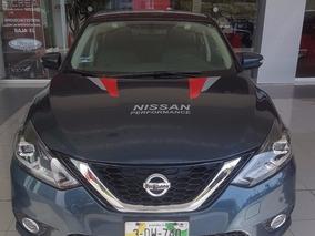 Liquidacion Demo Nissan Sentra Exclusive Navi Cvt 2017