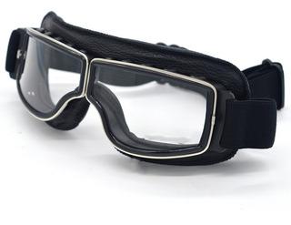 Óculos Proteção Tatico Moto Neve Lente Transparente P4