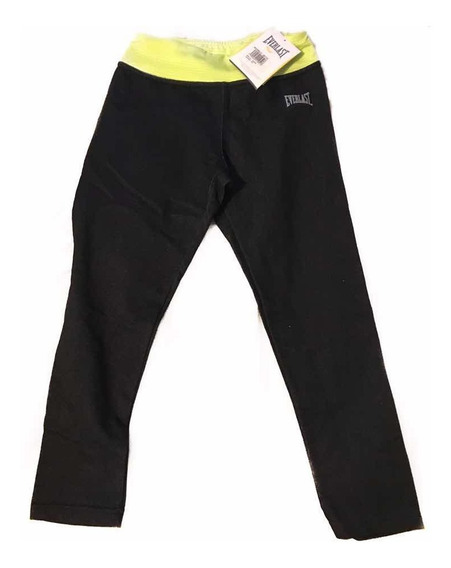Pantalón Deportivo Leggins 3/4 Everlast Box Running Crossfit
