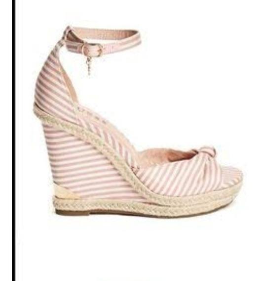 Zapato De Tacon Guess Color Blush Dama