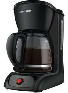 Cafetera Black And Decker De 12 Tazas Modelo:dcm1201b.