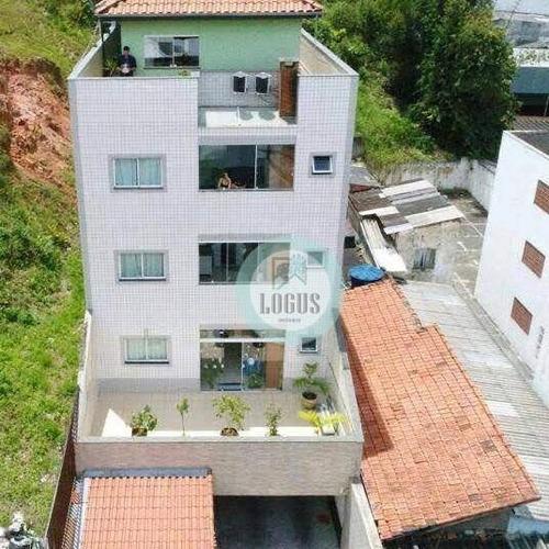 Imagem 1 de 21 de Apartamento Com 3 Dormitórios À Venda, 96 M² Por R$ 500.000,00 - Vila Gonçalves - São Bernardo Do Campo/sp - Ap1822