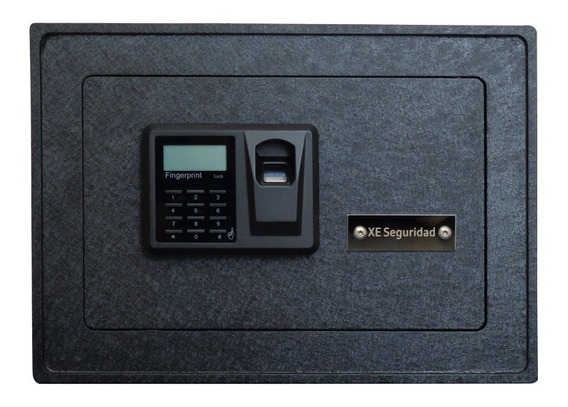 Caja Fuerte Biométrica Mediana
